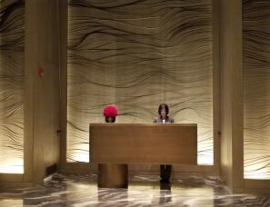 雅布Yabu Pushelberg新作--杭州柏悦酒店完整版 在二楼