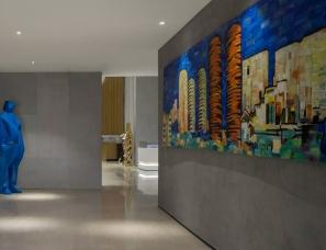 AOD集成设计--苏州狮山当代MOMA销售中心