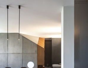 BLAARCHITETTURA--意大利都灵 Valentino 公寓