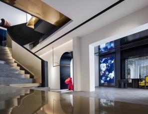 曾建龙设计--FW.GID OFFICE 格瑞龙国际设计上海办公室