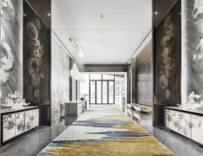 深圳矩阵纵横设计--海口华润中心城销售中心