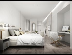 【杭州尚舍一屋】酒店式公寓Ⅱ设计新作 380㎡