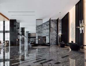 毕路德建筑设计--中山保利艾美酒店