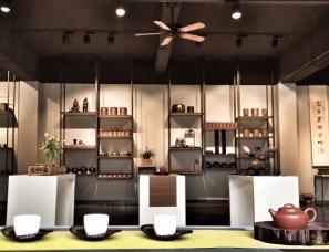 苏州M.K设计--无锡闳文造物展示空间
