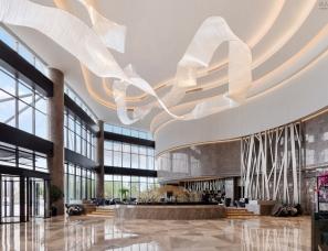 杭州临安万豪酒店/重塑商务度假新体验