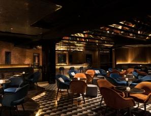Kokaistudios设计--上海Shake音乐酒吧