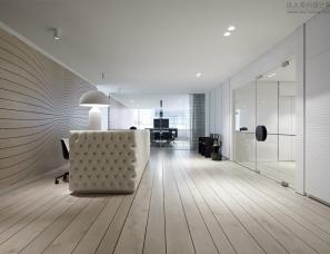 Elenberg Fraser设计--Slattery Office