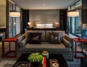 CCD设计--杭州泛海钓鱼台酒店