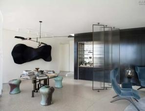 纽约Dennis Gibbons设计-用时间专注经典之作【别墅】