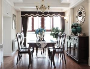 品岸装饰&麦格设计---圆满美式居家
