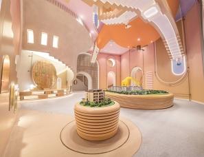 上海彬占建筑设计--博观熙岸营销中心