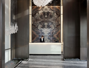 YLH地产设计--远洋·天瑞宸章售楼处