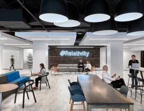 Huntsman--芝加哥Relativity软件公司办公室扩建