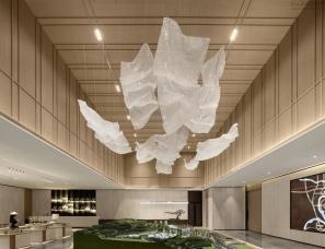矩阵纵横设计--重庆玺樾九里销售中心