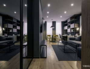 Yodezeen Design--students residence