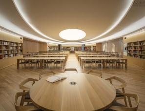 Snøhetta设计--卡尔加里中央图书馆