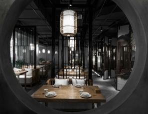 一举设计--茂名.尚客客家民间菜馆