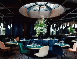 Sarah Lavoine设计--LE ROCH HOTEL & SPA