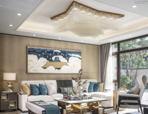 納沃设计--龙湖·沈阳天宸原著联排别墅