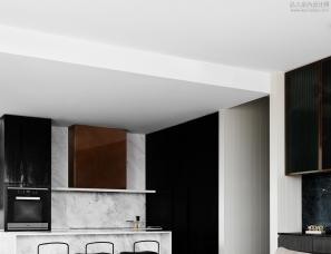 Huntly 设计--Hampton penthouse