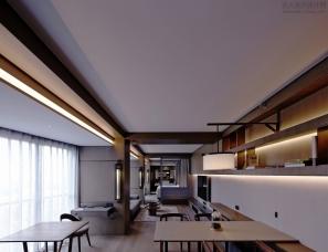 大观国际设计--北京三里屯CHAO之光