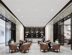 朴悦设计--龙湖·天琅营销中心