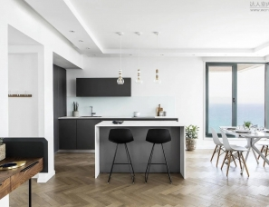 Maya Sheinberger设计--B Apartment
