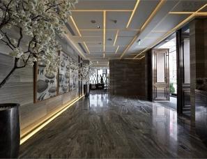 杨焕生设计--台湾伯达酒店