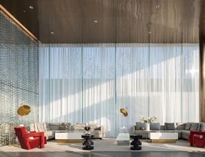 INNEST意巢设计--阳光城·檀悦销售厅