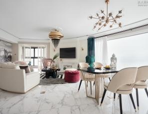力设计新作:住进最美的家,细腻到时光里