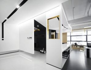 月介空间设计--东莞阔地景观设计工作室 KD办公室
