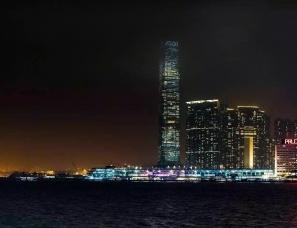 PAL何宗宪设计--香港The Sky Boss粤菜餐厅