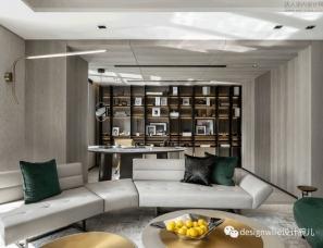 唐忠汉x盛永娜联袂设计--北京佑安府样板房