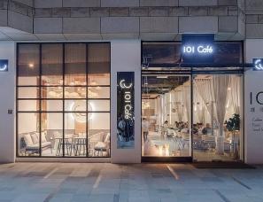Giovanni Ferrara设计--101咖啡馆