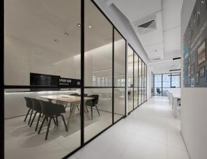 矩阵纵横设计--GYENNO 臻络科技办公室