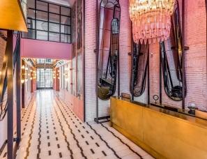 LázaroRosaViolán设计--伊斯坦布尔Room Mate 酒店