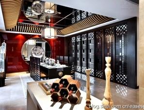 [高文安与戴勇] 共同打造中式经典别墅  东莞葡萄庄园样板房