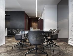 Yodezeen Design--modern residence