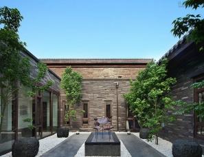 尚壹扬设计--林语堂别墅D户型样板间Villa Lin Yutang