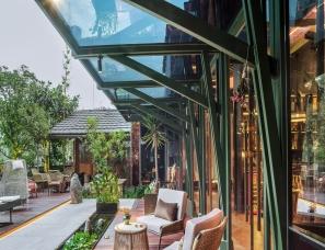思成工程设计--喜舍隐市酒店