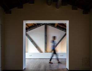 上海壹舍One House方磊设计--艺术家工作室