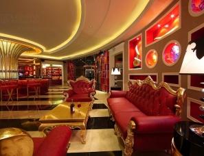 新古典主义风范|深圳凯高点KTV设计