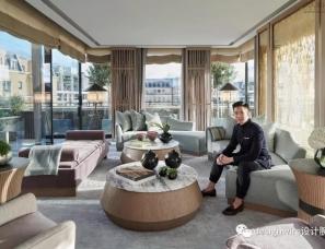 傅厚民最新力作--香港海汇酒店设计