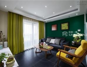 【杭州尚舍一屋】《绿野仙踪》89㎡现代风格