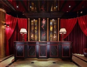 合肥许建国设计--喜乐汀酒吧