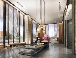 HBA设计--南京景枫万豪酒店