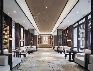 创时空设计--苏州建发·泱誉售楼处