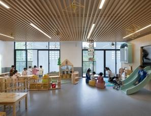 迪卡幼儿园设计--十堰A+自然幼儿园