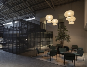 Francesc Rifé Studio--MERKATO餐厅