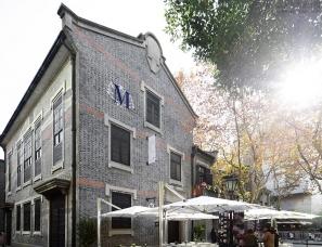 STUDIOLITE设计--LADY M 上海新天地